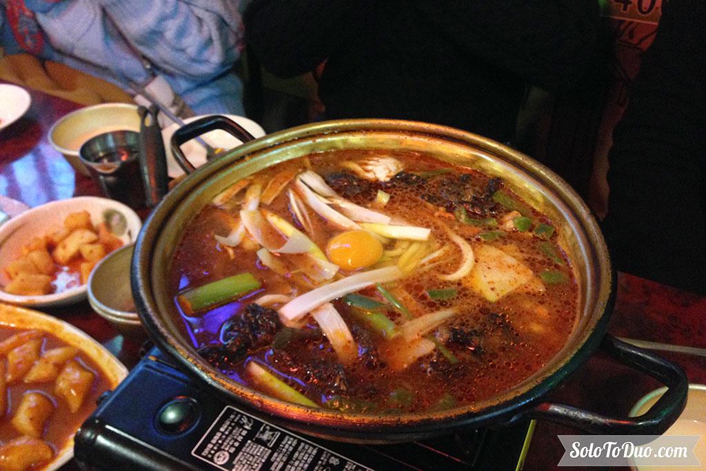 Makanan Wajib Coba di Seoul - Haejangguk